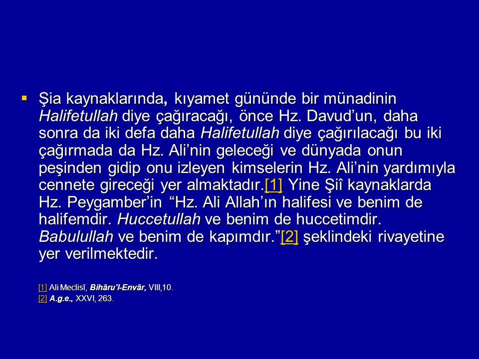 [1] Ali Meclisî, Bihâru'l-Envâr, VIII,10.